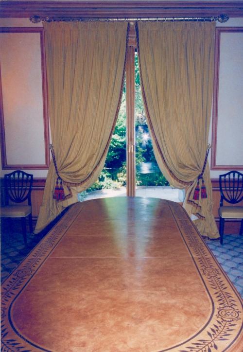 rideaux voilages et double rideaux sur mesure atelier. Black Bedroom Furniture Sets. Home Design Ideas